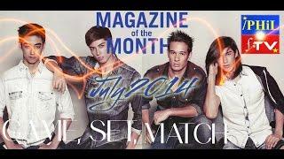 GARAGE Magazine Philippines present WINNING STYLE | JULY 2014 (Behind-the-Scenes) Thumbnail