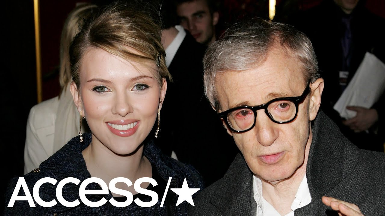 Scarlett Johansson 'would work' with Woody Allen 'anytime'