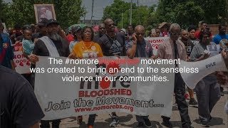 Stop The Violence Peace Walk In Sunnyside