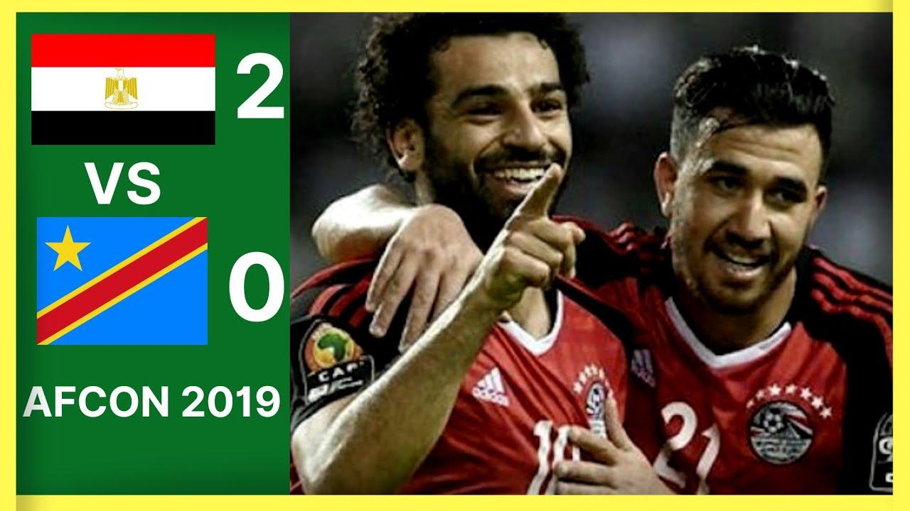 Egypt Vs Congo Live Stream