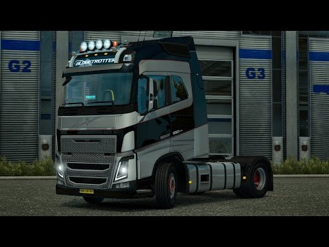 ETS 2 - Volvo FH16 to Oslo