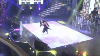 "Niniola""s Performs Agolo By Angelinah Kidjo 