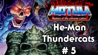 He Man/Thundercats # 5