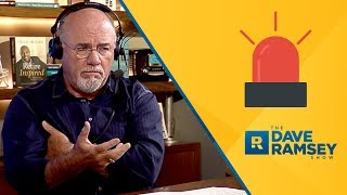 How To Convert A Crisis Into An Inconvenience - Dave Ramsey Rant