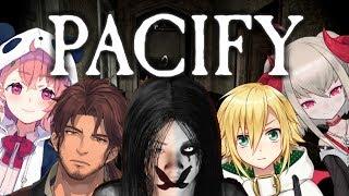 【ホラー】Pacify4人でやったら怖くないやんね。【魔界ノりりむ支店/#りりむとあそぼう】