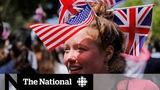 Royal wedding fever spikes in U.S.