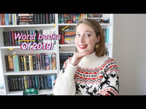Worst Books Of 2019!! (Controversial Picks)
