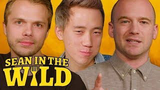 Sean Evans Tries Some of NYC's Most Expensive Steaks with the Worth It Guys | Sean in the Wild Video