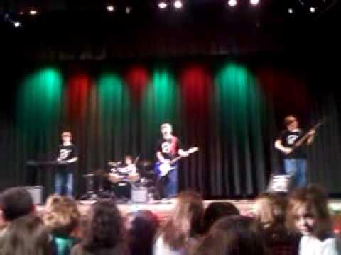 Eclipse - south range middle school talent show