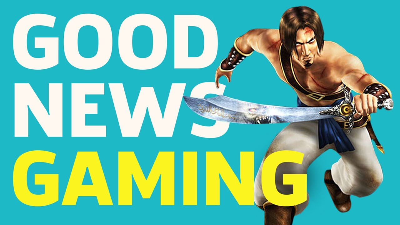 Canceled Prince Of Persia Redemption Footage And A Fake Nintendo Direct | Good News Gaming