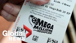 Employee finds out winning Mega Millions lotto ticket was sold at his store
