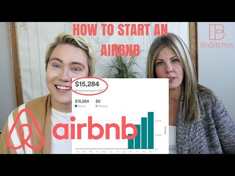 HOW TO START AN AIRBNB & MAKE A LOT OF MONEY!