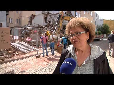 Aufregung in Giesing: Abriss denkmalgeschützten Gebäudes