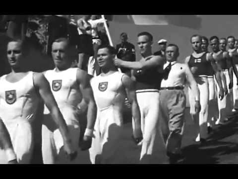Олимпия  Olympia  Лени Рифеншталь 1938г