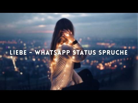 Liebe - Whatsapp Status Sprüche