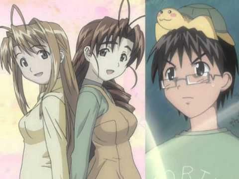 (subbed) Sakura Saku -musical version- (Keitaro&Naru&Mutsumi/Love Hina)