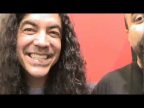 2012 NAMM fun! Corey Taylor, Tony Campos, Mike Inez and more