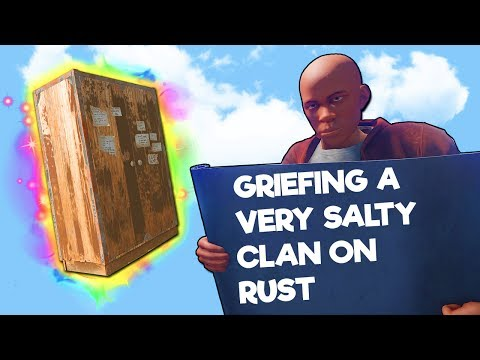 TRAITOR GIVES US TOOL CUPBOARD - Rust Funny Moments