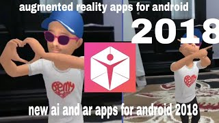 augmented reality ai & ar apps for android