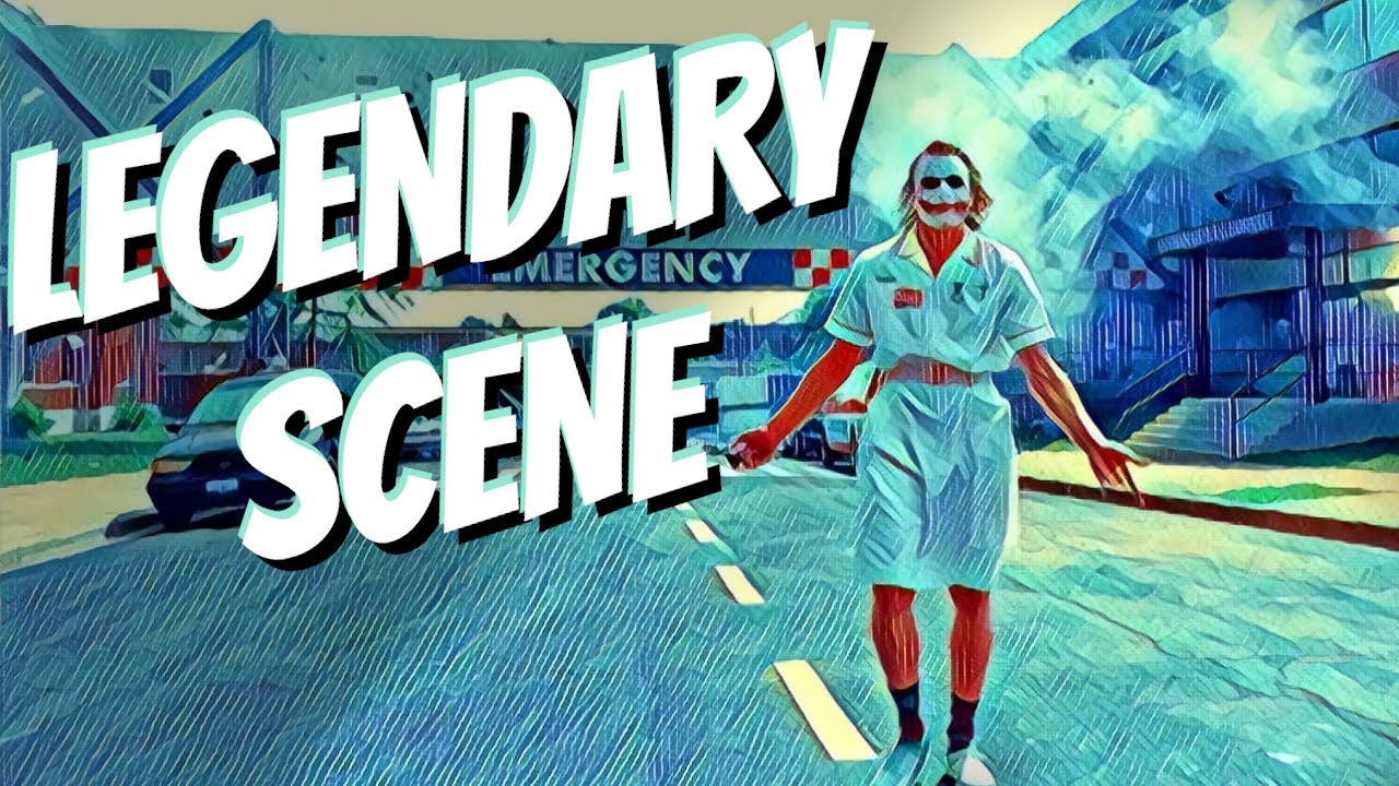Download How The Joker Hospital Scene Was Made - Batman The Dark Knight