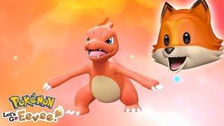 CHARMELEON!!   Pokémon Let's Go Eevee + Pikachu #7