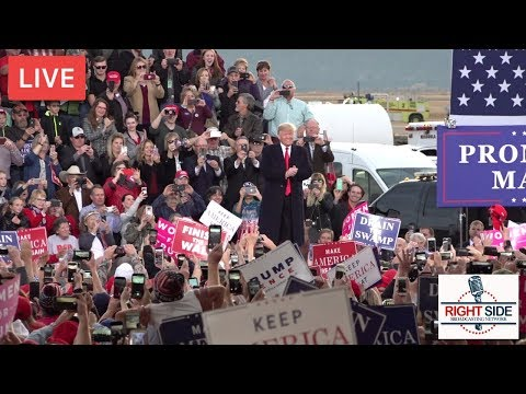 FULL EVENT: President Donald Trump Holds MASSIVE Rally In Pensacola, FL 11-3-18