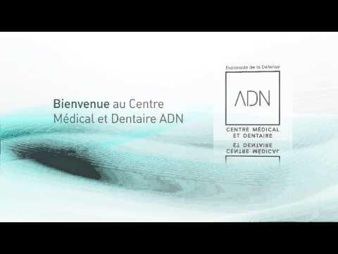 ADN Centre Dentaire Et Médical à La Défense, Courbevoie