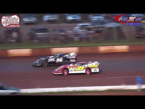 Econo Bomber Feature Dixie Speedway 6/23/18!