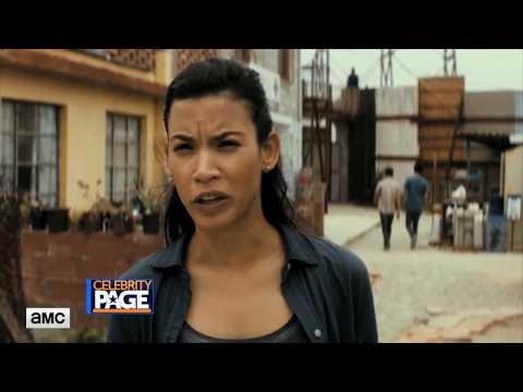 One on One: Fear the Walking Dead's Danay Garcia