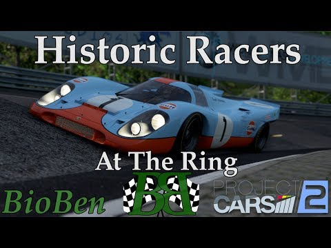 Project Cars 2 | 2 Hour Nurburgring Historic Endurance In The Porsche 917K