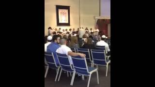 Ohev Yisrael Choir 2013