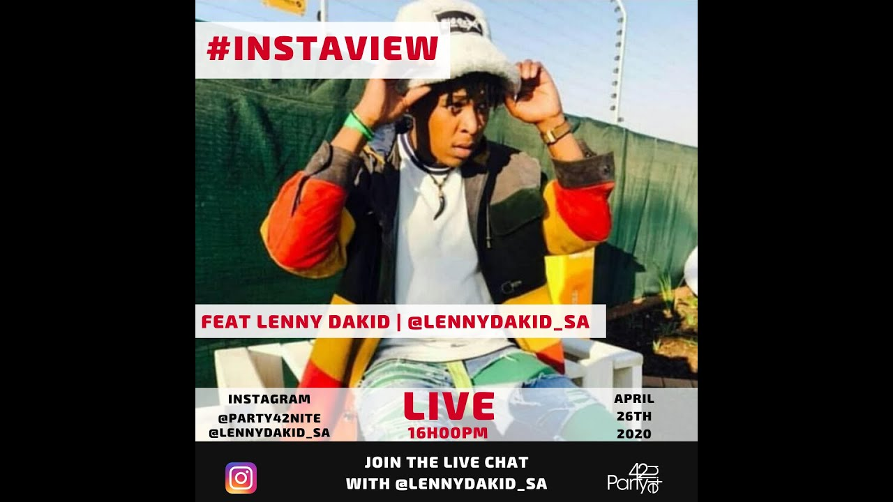 Download Lenny DaKid LIVE (freestyle) #INSTAVIEW Presented by PARTY42NITE [S01E29]