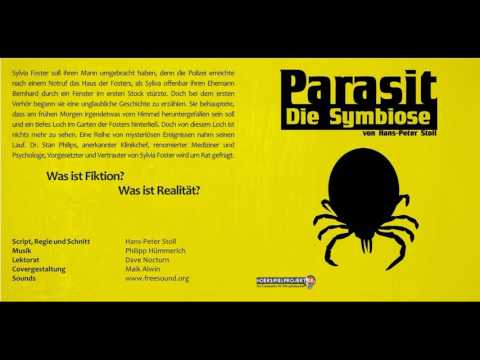 Parasit - Die Symbiose Mystery Hörspiel /Grusel / Hörbuch