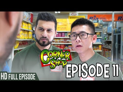 "CORNER SHOP | EPISODE 11 ""KHAN'T TOUCH THIS"" [1080p HD]"