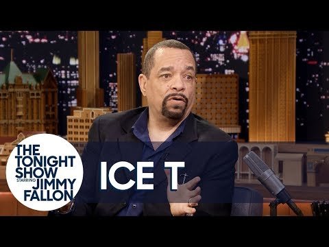 """Ice T's Motto, """"Don't Guide Life, Ride Life,"""" Is the Secret to His Success"""