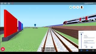 Mind The Gap Roblox//Commuter(London Overground)//Class 720//Isembard to Strand via Herrington//