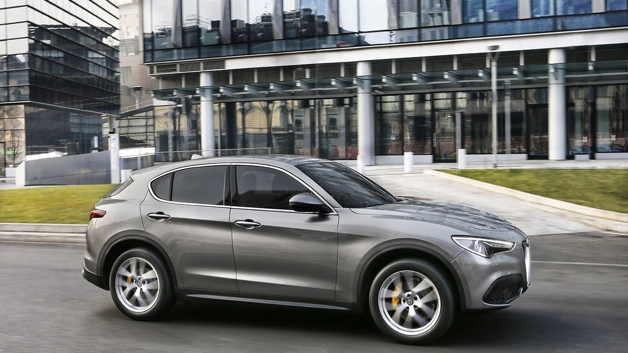 Alfa Romeo Stelvio First Edition Test Pl Pertyn Gledzi Youtube