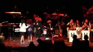 Leela James, Sheila E, Chaka Khan -  Tell Me Something Good