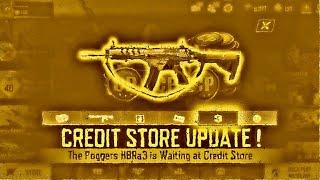 HBRa3 В МАГАЗИНЕ ЗА КРЕДИТЫ Call Of Duty Mobile News #callofduty