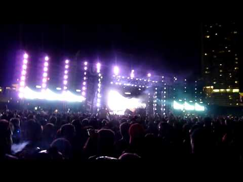 DEADMAU5  Right This Second  Raise Your Weapon  Ultra Music Festival 2011  Day 2