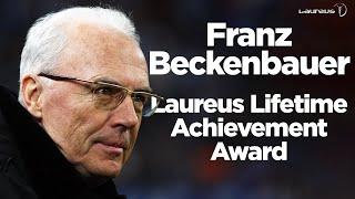 LWSA 2007 Franz Beckenbauer Lifetime Achievement Award