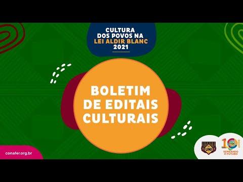 Editais Culturais para os seus Projetos