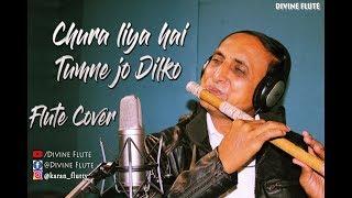 Chura liya hai tumne jo / Naresh thakkar / Flute cover / Divine flute
