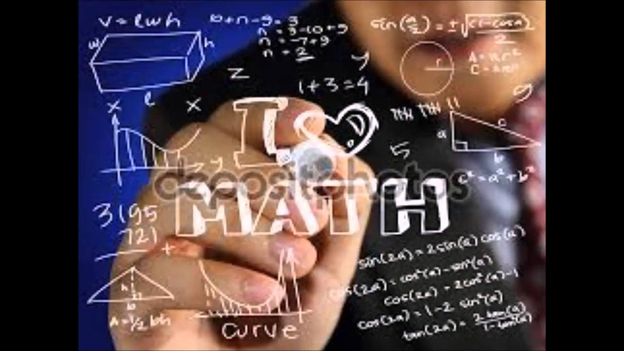 Визитка для учителя математики