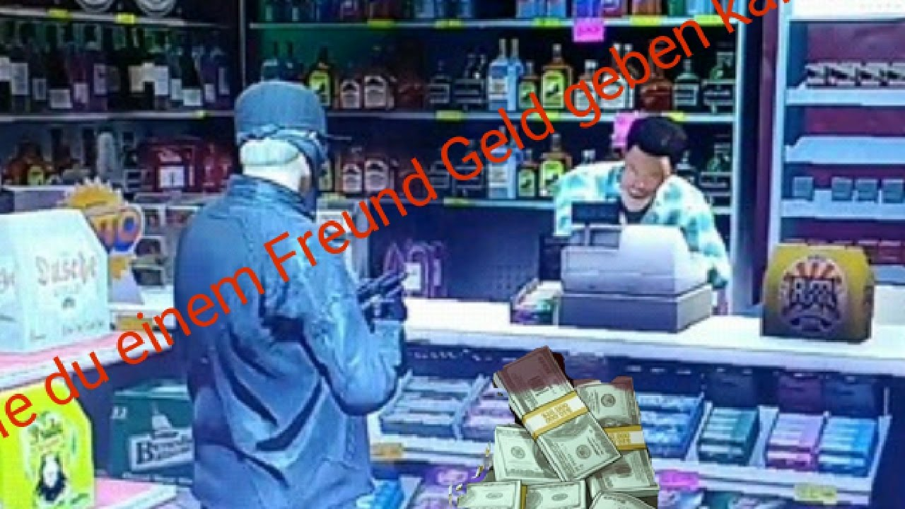 Gta Online Freunden Geld Geben