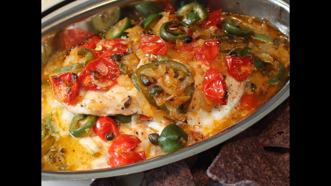 veracruz style red snapper recipe easy baked fish