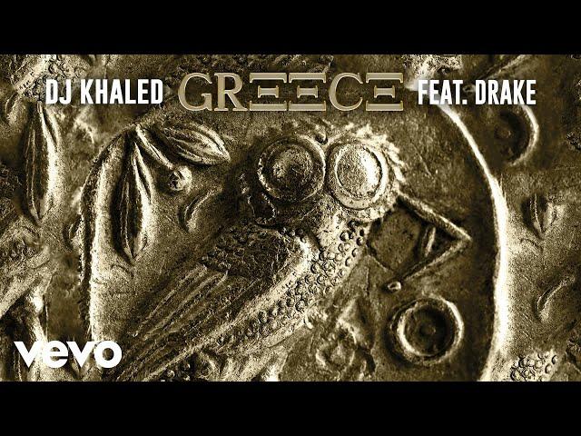 DJ Khaled ft. Drake - GREECE (Audio) - DJKhaledVEVO