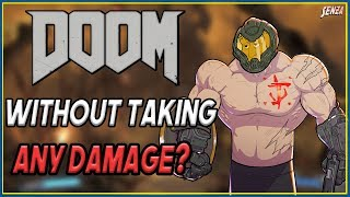 Can You Beat Doom (2016) Without Taking Damage?