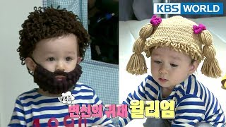 The Return of Superman | 슈퍼맨이 돌아왔다 - Ep.212 : Raising Them is Never Easy [ENG/ESP/IND/2018.02.11]