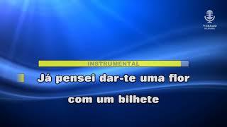 ♫ Demo - Karaoke - ADIVINHA QUANTO GOSTO DE TI - André Sardet